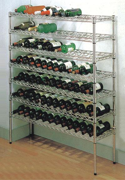 Estanter as vino para log stica - Estanterias para vino ...